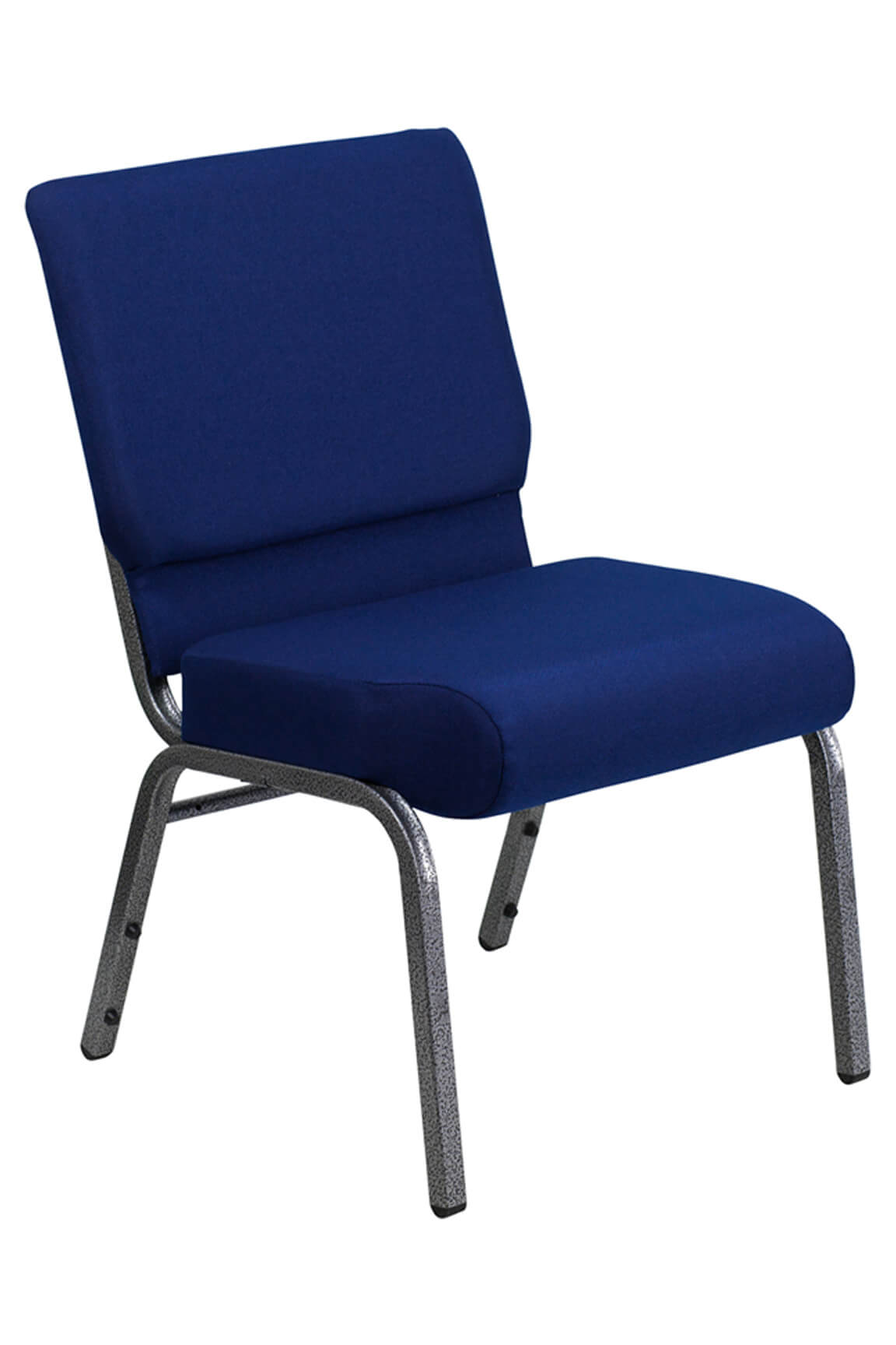 Blue Church Chair